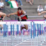 Gregor Traber   Sportart: Leichtathletik, Disziplin: 110 m Hürden
