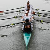 Ruder-Achter-Team   Dieses Teamfoto ist zu Olympia 2012 in London entstanden.