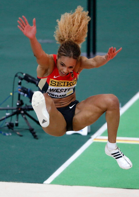 Alexandra Wester    Sportart: Leichtathletik, Disziplin: Weitsprung