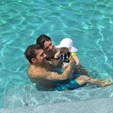 Michael Phelps: Schwimm-Ausflug mit Mama und Papa - ob wir hier den Schwimm-Star von Olympia 2032 sehen?