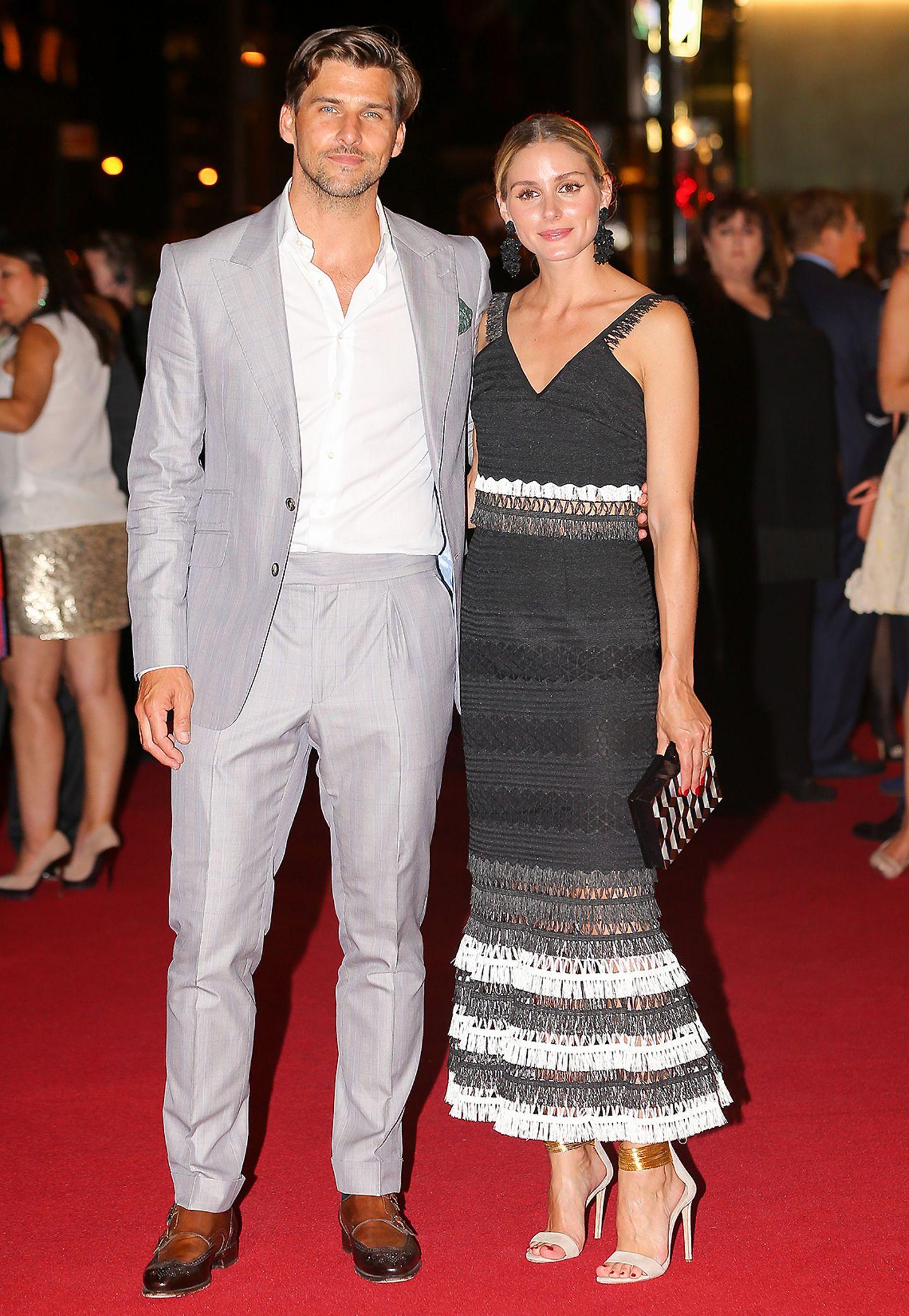 Johannes Huebl und Olivia Palermo