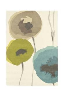 """Wie gemalt: Teppich """"Poppies"""" – verschiedene Maße (Traumteppich, ab ca. 445 Euro)"""