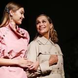 Gigi Hadid und Lauren Hutton