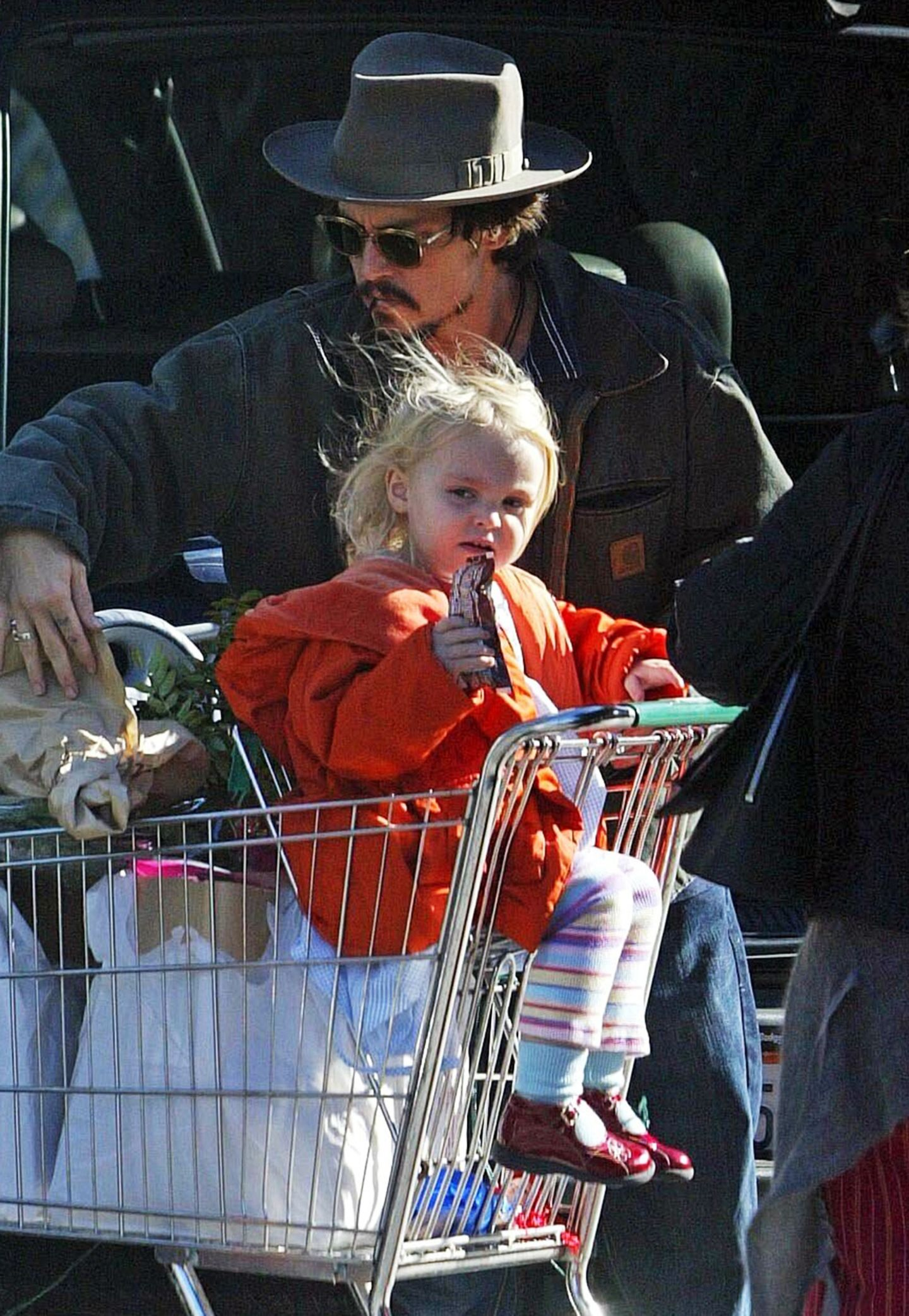 Mit Johnny Depp und Vanessa Paradis als Eltern ist Lily Rose die Tochter eines der coolsten und bekanntesten Hollywood-Traumpaare.