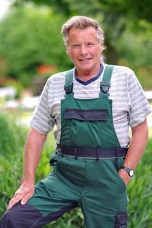 Gerhard (76), der sächsische Kuhbauer