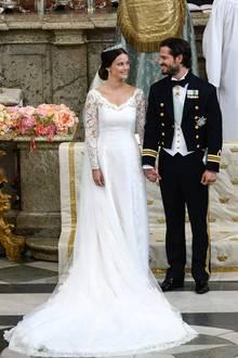 Carl Philip von Schweden heiratet seine Sofia Hellqvist am 13. Juni 2015