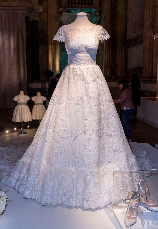 Das Hochzeitskleid von Prinzessin Madeleine von Schweden