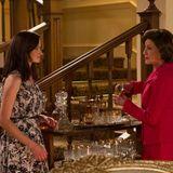 Das Gilmore-Haus in Hartford scheint noch immer jeden Freitagabend für Rory (Alexis Bledel) zum festen Programm zu hören.