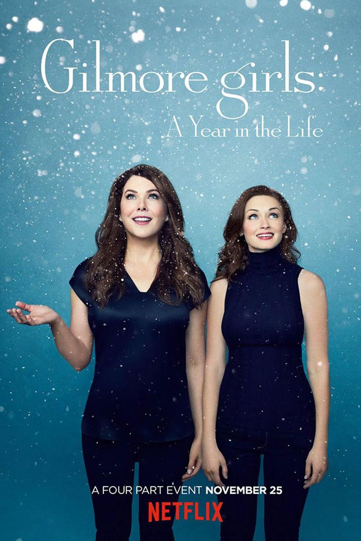 Lorelai kann Schnee bekanntlich nicht nur riechen, auch eine ganz besondere Romantik liegt im winterlichen Stars Hollow in der Luft.