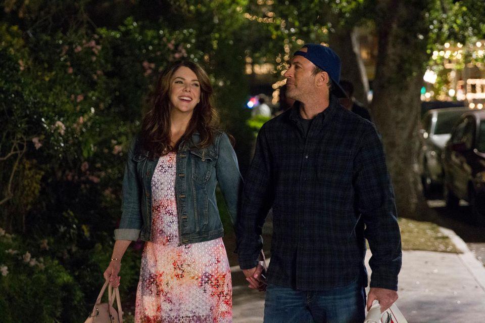 Ob die Beziehung von Lorelai (Lauren Graham) und Luke Danes (Scott Patterson) dieses Mal halten wird?