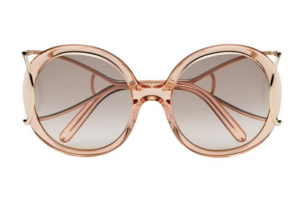 Her mit der Herbstsonne! Brille von Chloé, Preis auf Anfrage