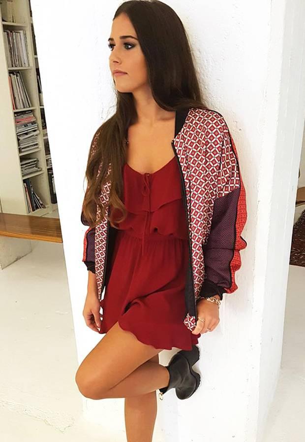 Fashion Looks Der Style Von Sarah Lombardi S 14