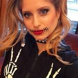 Cathy Hummels gibt Tipps für das perfekte DIY-Halloween-Kostüm.