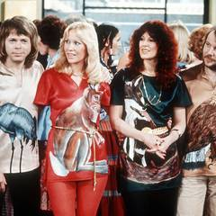 Dass Kleidungsstücke mit Tiermotiven stylisch sind, wussten ABBA schon im Jahr 1978.