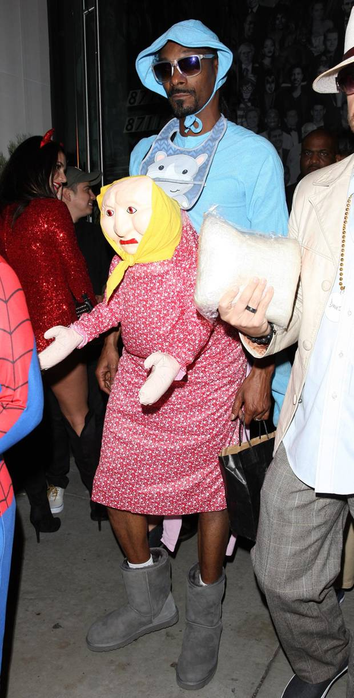 Oma Halloween Kostüm
