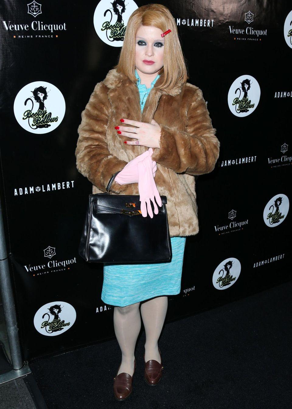 """Kelly Osbournes Version der """"Margot Tenenbaum"""" ist mal so richtig in die Hose gegangen."""