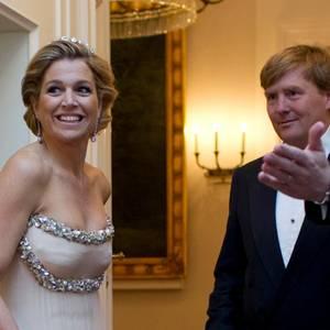 Prinzessin Máxima + Prinz Willem-Alexander
