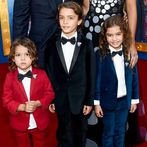 Familie McConaughey-Alves: Camila, Matt und ihre Mini-Surfer