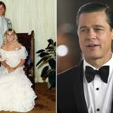 Hätten Sie den Weltschauspieler direkt erkannt? Zum Glück hat Brad Pitt heute einen eindeutig besseren Kleidungsstil.