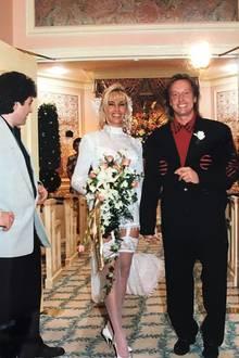 22 Jahre sind die Geissens jetzt schon verheiratet. Wir gratulieren!