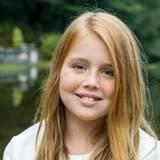 Prinzessin Alexia ist die zweite Tochter von König Willem-Alexander und Königin Máxima.
