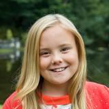 Prinzessin Ariane ist die jüngste Tochter des Königspaares.