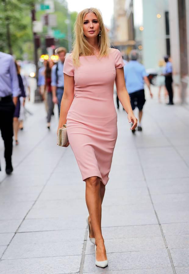 Trump Tochter Fashion Week