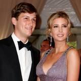 """Jared Kushner und Ivanka Trump: Kushner ist ein milliardenschwerer Immobilien-Erbe und Inhaber der Zeitung """"The New York Observer"""". Vor der ihrer Hochzeit konvertierte Ivanka zum Judentum."""