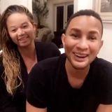 Wenn Chrissy Teigen und Ehemann John Legend ihre Gesichter tauschen, dann fällt eines besonders auf: So unterschiedlich sind sie gar nicht. Vielleicht verstehen die beiden sich deshalb so gut.