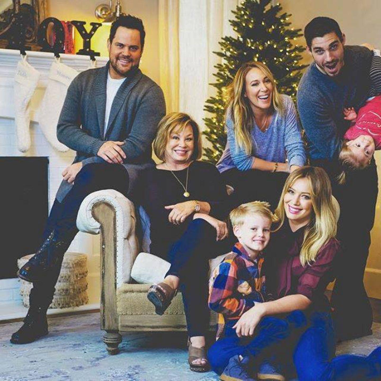 Thanksgiving bei den Duffs: Hilary Duff verbringt den Tag traditionell mit ihrer Familie.