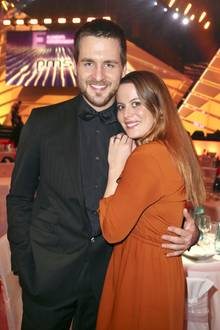Alexander Klaws + Nadja Scheiwiller
