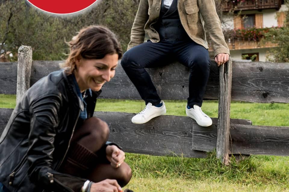 Roland Trettl und Daniela Trettl