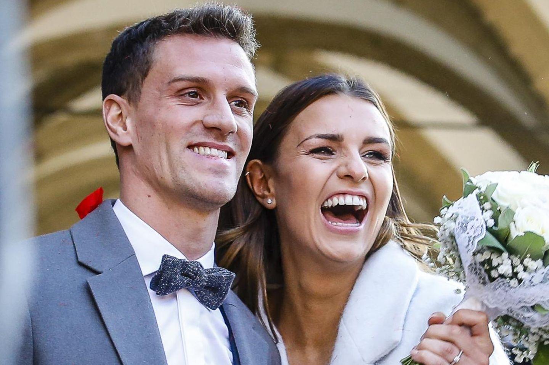 Laura Wontorra: Hochzeit mit Fußball-Star Simon Zoller | GALA.de