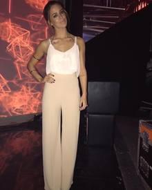 Vanessa Mai: Viele Fans finden Vanessa Mai auf diesem Foto zu dünn.
