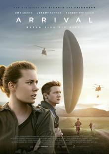 """Arrival"" - das offizielle Filmplakat"