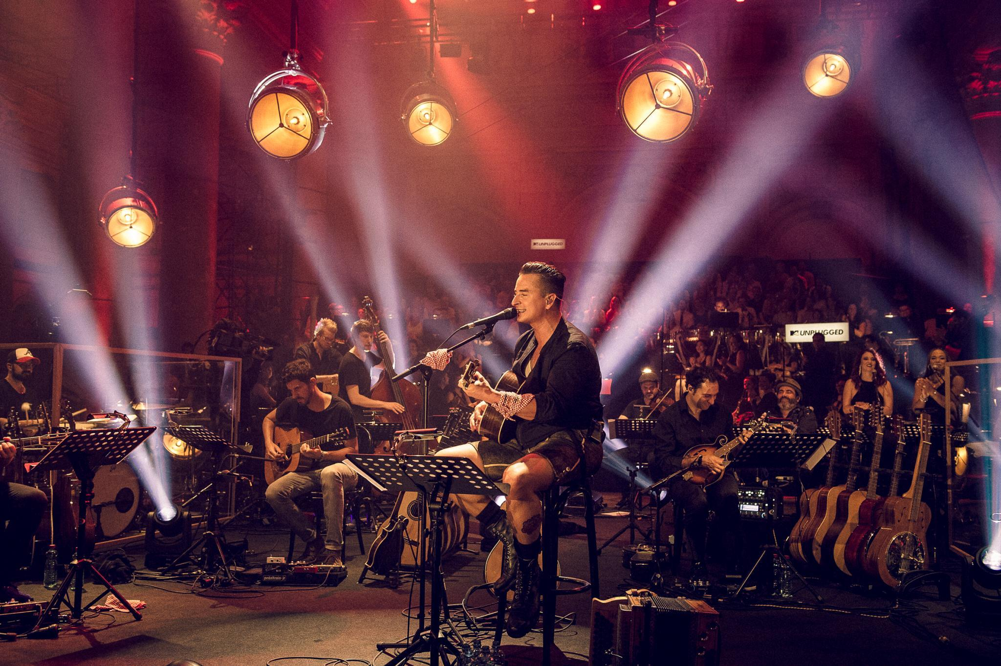 "Andreas Gabalier bei ""MTV Unplugged"""