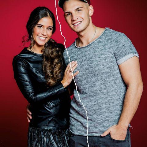 Sarah + Pietro Lombardi