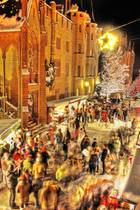 Weihnachtsmarkt, Schloss Hohenzollern