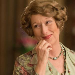"Meryl Streep in ""Florence Foster Jenkins"" (2016)"