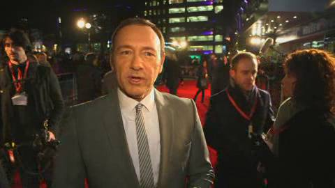 """""""House of Cards""""-Premiere"""