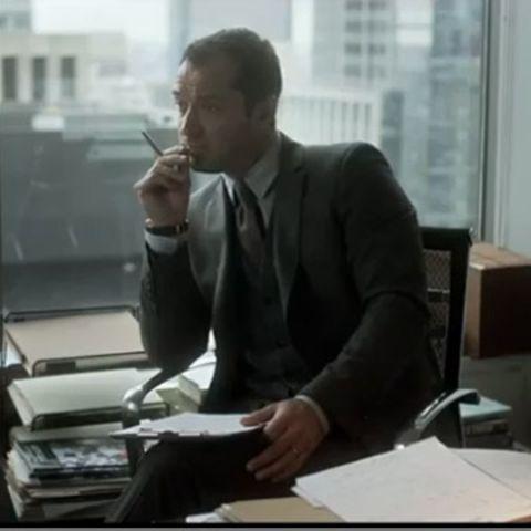 "Jude Law als Dr. Jonathan Banks im Film ""Side Effects"", Filmstart 25.04.2013"