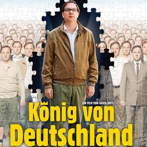 """KInoplakat zu """"König von Deutschland"""""""