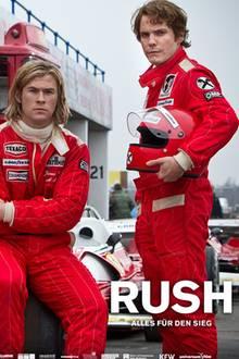Chris Hemsworth und Daniel Brühl