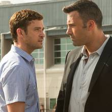Justin Timberlake und Ben Affleck