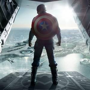 """Bereits zum dritten Mal verwandelt sich Schauspieler Chris Evans in """"Captain America""""."""