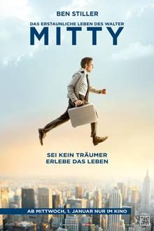 """Trailer: """"Das erstaunliche Leben des Walter Mitty"""""""