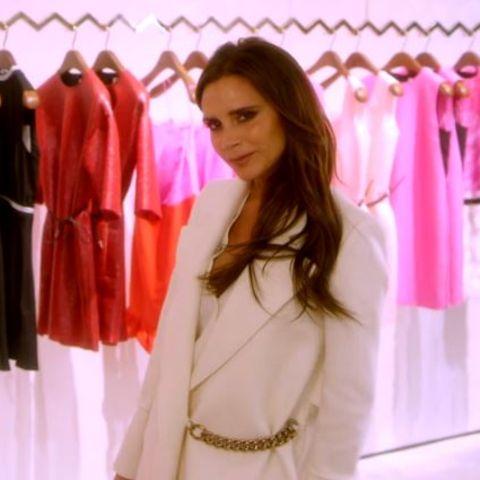 """Victoria Beckham im """"Vogue""""-Videointerview"""