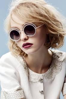 Lily-Rose Depp für Chanel