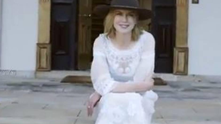 Nicole Kidman: Zu Gast auf ihrer Luxus-Farm | GALA.de
