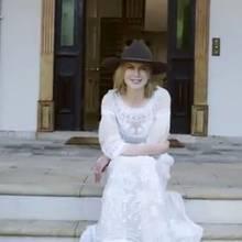 Nicole Kidman auf ihrer australischen Farm.